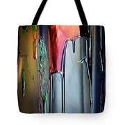 Ink Drum Tote Bag