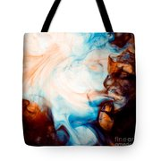 Ink Swirls 001 Tote Bag