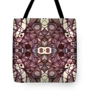 Ink Thoughts Variation Three Tote Bag