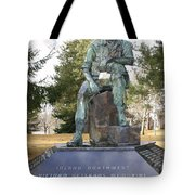 Inland Northwest Vietnam Veterans Memorial Tote Bag