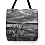 Inland Sea At Skye Tote Bag