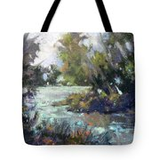 Inlet Haven Tote Bag