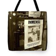 Inmenso Cohiba Tote Bag