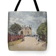 Inn At East Molesey Tote Bag