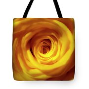 Inner Beauty Of A Rose Tote Bag