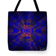 Inner Glow - Abstract Tote Bag