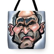Inner Grouch Tote Bag