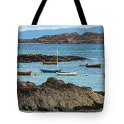 Inner Hebrides Transportaion Tote Bag