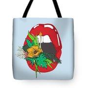 Inner Oasis Tote Bag