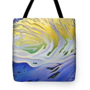 Inner Ocean - Joy Tote Bag
