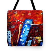 Inner Sanctuary By Madart Tote Bag