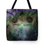 Inner Silence Tote Bag