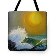 Inner Tide Tote Bag