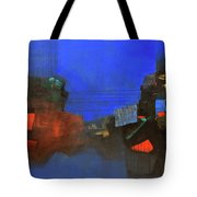 Inner Tones And The Vibrations  Tote Bag