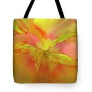 Inner Tulip Tote Bag