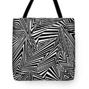 Inner Undulations Tote Bag