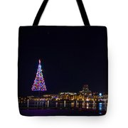 Inner Harbour Of Victoria Bc - 3 Tote Bag