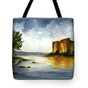 Innischonnel Castle Tote Bag