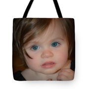 Innocence Captured Tote Bag