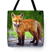 Innocence II Paint Tote Bag