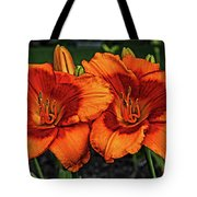 Innocent Fire Tote Bag