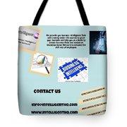 Innovation Social Business Network Tote Bag