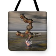 Innovation The Leap Of Imagination  Tote Bag