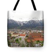 Innsbruck View Tote Bag