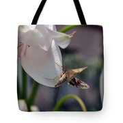 Insect In Flower Tote Bag