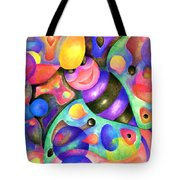 Insect Masquerade Party Tote Bag