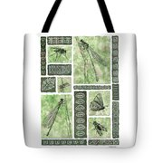 Insects Of Hawaii II Tote Bag