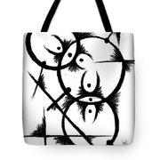 Insemination  Tote Bag