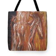 Inseparable Lovers Tote Bag