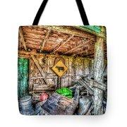 Inside Barn Tote Bag