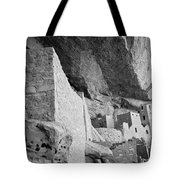 Inside Cliff Palace #2 Tote Bag