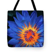 Inside Flames  Tote Bag