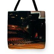 Inside Grand Ole Opry Nashville Tote Bag