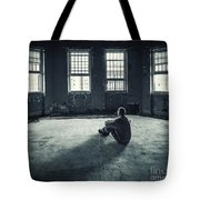 Inside My Darkness Tote Bag