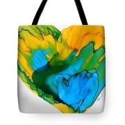 Inside My Heart 3 Tote Bag