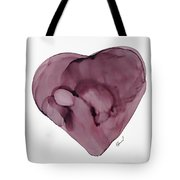 Inside My Heart Tote Bag