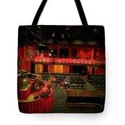Inside Sydney Opera House Tote Bag