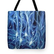 Inside The Brain Tote Bag