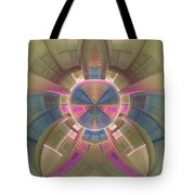 Inside The Dome Tote Bag