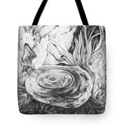Inside The Forest Tote Bag