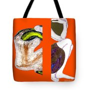 Inside The Heart Tote Bag