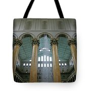 Inside The National Building Museum Tote Bag