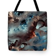 Inside The Night Tote Bag