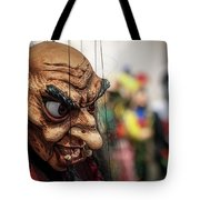 Inside The Puppet Store - Prague Tote Bag