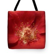 Inside The Rose Tote Bag