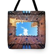 Inside The Tower Tote Bag